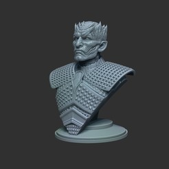 Download STL file night king , dimka134