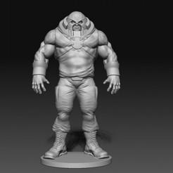 Imprimir en 3D Juggernaut, dimka134