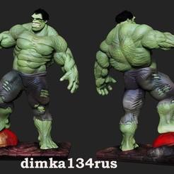 Descargar diseños 3D Hulk Hulkbuster, dimka134russ