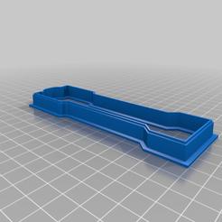 ScaledTheatreCutter.png Télécharger fichier STL gratuit Coupeuse de biscuits du théâtre Fargo • Plan pour impression 3D, EmbossIndustries