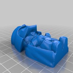 VaderMagnett.png Download free STL file Star Wars Magnets • 3D printer design, EmbossIndustries