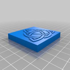 Télécharger plan imprimante 3D gatuit Aimants scandinaves, EmbossIndustries
