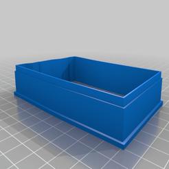 ND_Cookie_Cutter.png Télécharger fichier STL gratuit Découpeur de biscuits du Dakota du Nord • Plan à imprimer en 3D, EmbossIndustries
