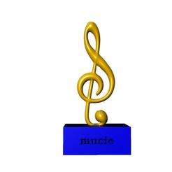 violin.jpg Download free STL file gift violin • 3D print object, loaisalah