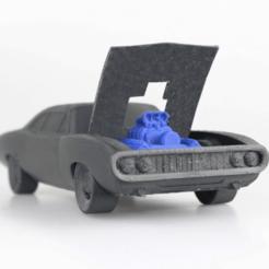 3D printing model dodge, thene