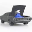 Descargar archivos 3D regatear, thene