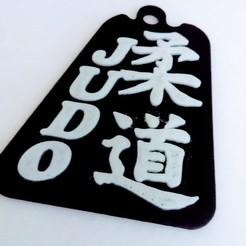 Download 3D printer designs Judo key ring, moijacq
