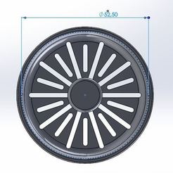 Télécharger fichier impression 3D Tamis lavabo pour Imprimante 3D Ender 3, moijacq