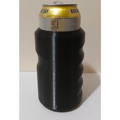 Imprimir en 3D taza de cerveza fría, alexceb1992