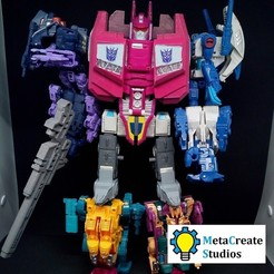 abominus animationchest.jpg Download STL file Addons for POTP Abominus • 3D printing object, MetaCreateStudios
