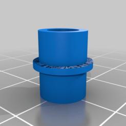 Download free 3D printer designs 5mm adapters, MetaCreateStudios