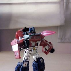 Download 3D printing models Transformers Megatron Gun Mode 5mm Siege Compatible, MetaCreateStudios