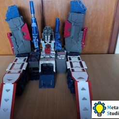 citymode1.jpg Download STL file Transformers Addons for TR Fortress Maximus • 3D printer object, MetaCreateStudios