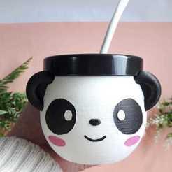 Download 3D printer templates Mate Panda, FOM