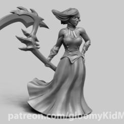 Impresiones 3D gratis Vicario, GloomyKid