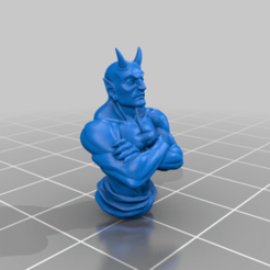 efreet.png Download free 3MF file Efreet • 3D printable model, GloomyKid