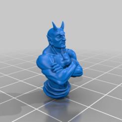 efreet.png Télécharger fichier 3MF gratuit Efreet • Plan à imprimer en 3D, GloomyKid