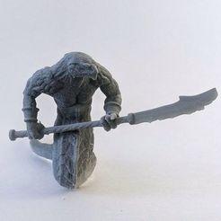 Descargar archivos 3D gratis Guerreros Serpiente, GloomyKid