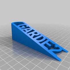 door_wedge_20191116-50-6tetyc.png Télécharger fichier STL gratuit Mon arrêt de porte personnalisé • Objet pour imprimante 3D, cedb74