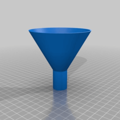 Download free STL file My Customized funnel • 3D printable template, cedb74