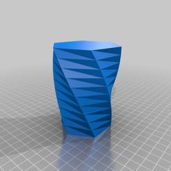 twisted-polygon-vase_20190927-68-ubrtk6.png Télécharger fichier STL gratuit Mon vase personnalisé en polygone torsadé • Objet pour impression 3D, cedb74