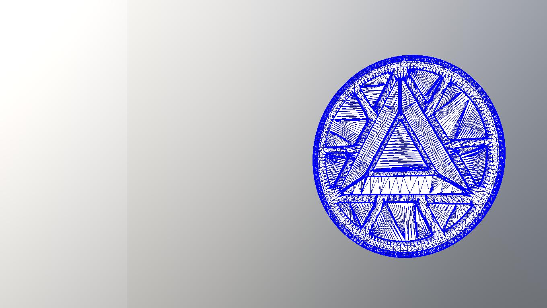 iron2.png Télécharger fichier STL gratuit logo homme de fer • Objet pour imprimante 3D, ramon_lol123