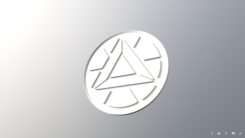 iron1.png Télécharger fichier STL gratuit logo homme de fer • Objet pour imprimante 3D, ramon_lol123