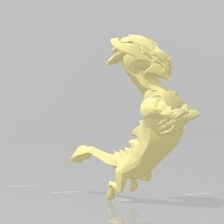 Download free STL file Aurelion Sol LoL • 3D print model, STLOL