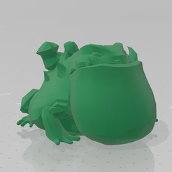 Download free STL file Gromp League of legends • Object to 3D print, STLOL