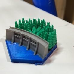 Download free 3D printer templates Terraforming Mars - Protected Valley, Hardcore3D