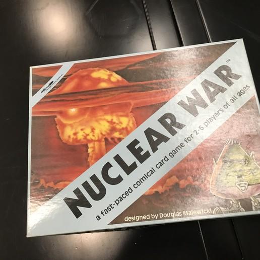 2019-09-24_21.32.21.jpg Download free STL file Nuclear War Card Cases • 3D printer model, Hardcore3D