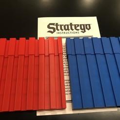 Download free 3D printer designs Stratego Unit Holder, Hardcore3D