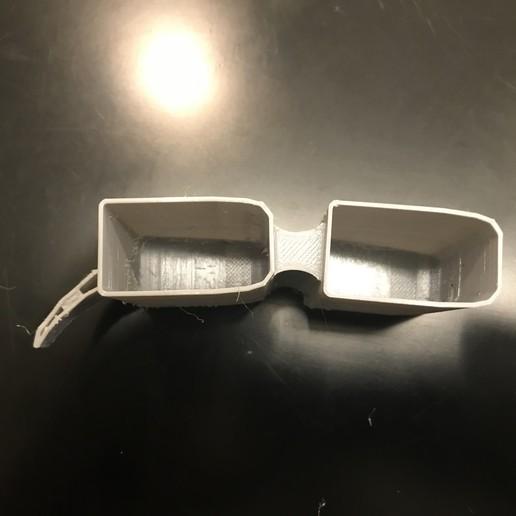 2019-10-05_16.08.49.jpg Download free STL file Glock 43 Double pocket magazine pouch • 3D print object, Hardcore3D