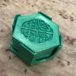 Download free 3D print files War Chest's Neutral Marker Holder, Hardcore3D