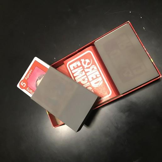 Télécharger modèle 3D gratuit Carton Empire rouge, Hardcore3D