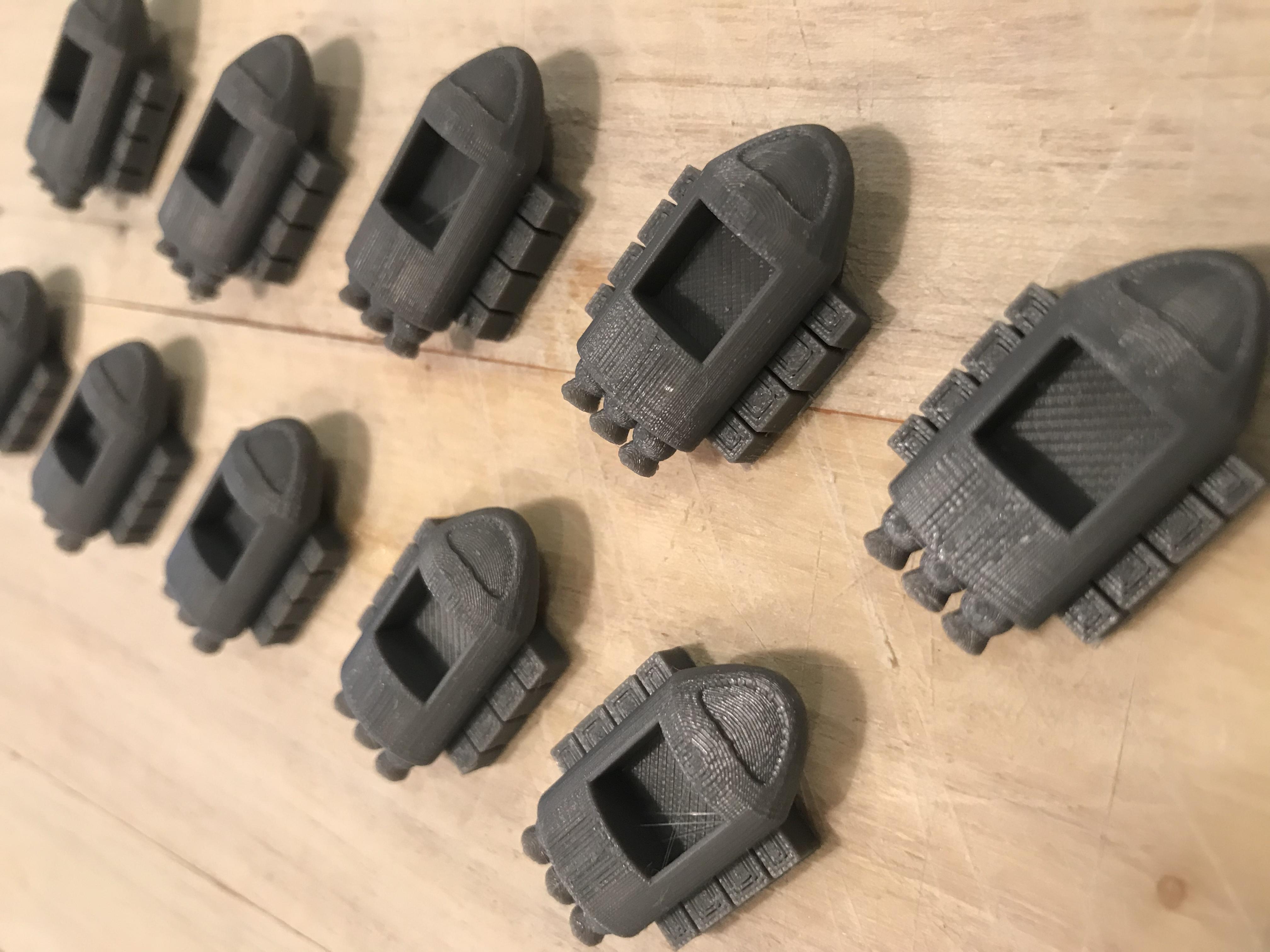 2019-09-28_07.11.59.jpg Télécharger fichier STL gratuit Terraformer les vaisseaux de la colonie de Mars • Modèle pour imprimante 3D, Hardcore3D