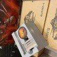 Télécharger fichier impression 3D gratuit Blood Rage - Stockage de bits avec cartes séparées, Hardcore3D
