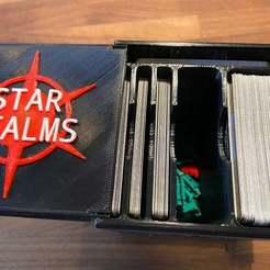 2020-03-18_16.13.18.jpg Download free STL file Star Realms Base Game Storage • 3D printing template, Hardcore3D