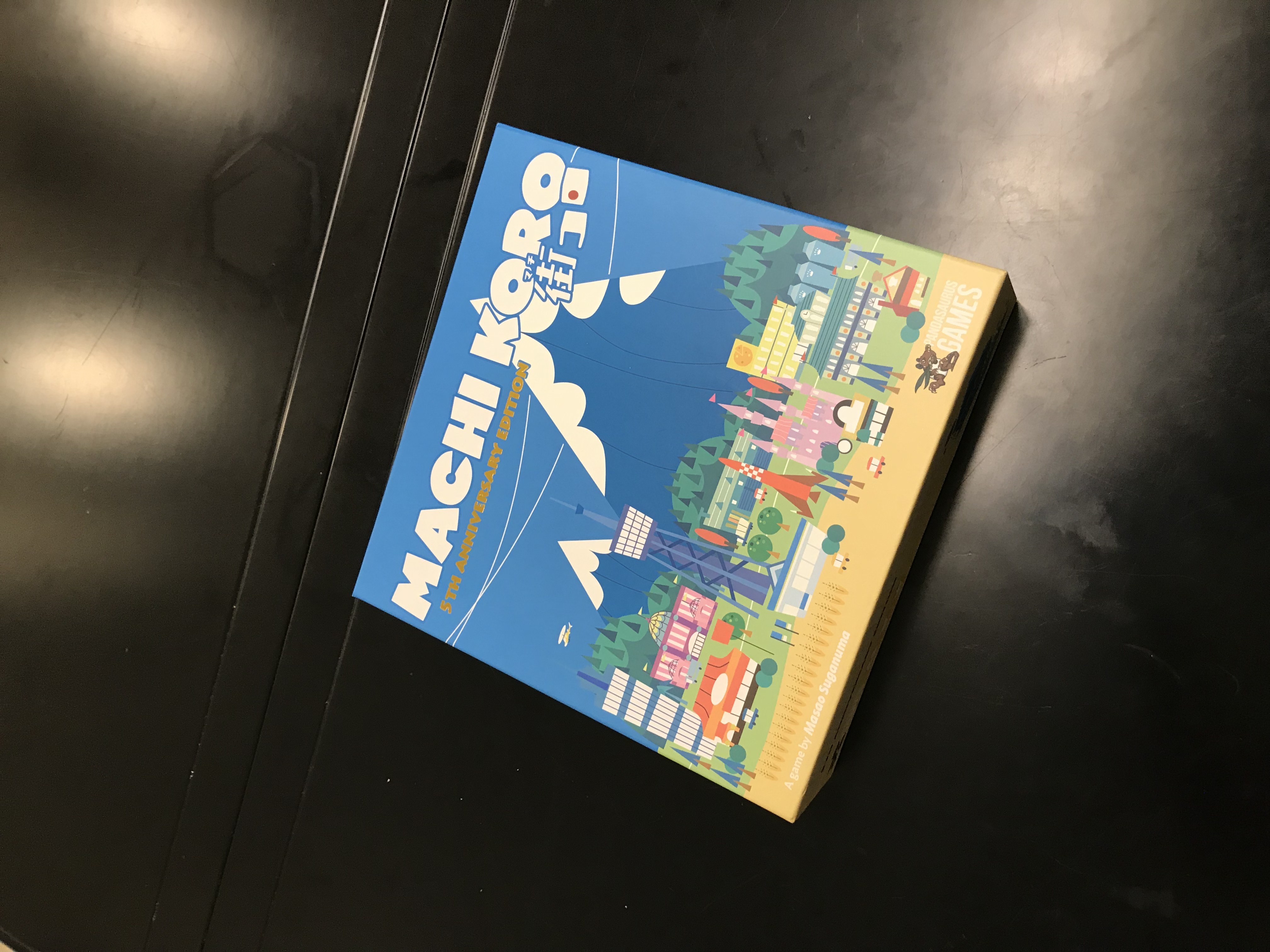 2019-09-23_11.43.18.jpg Download free STL file Machi Koro 5th Anniversary with Expansions • Model to 3D print, Hardcore3D