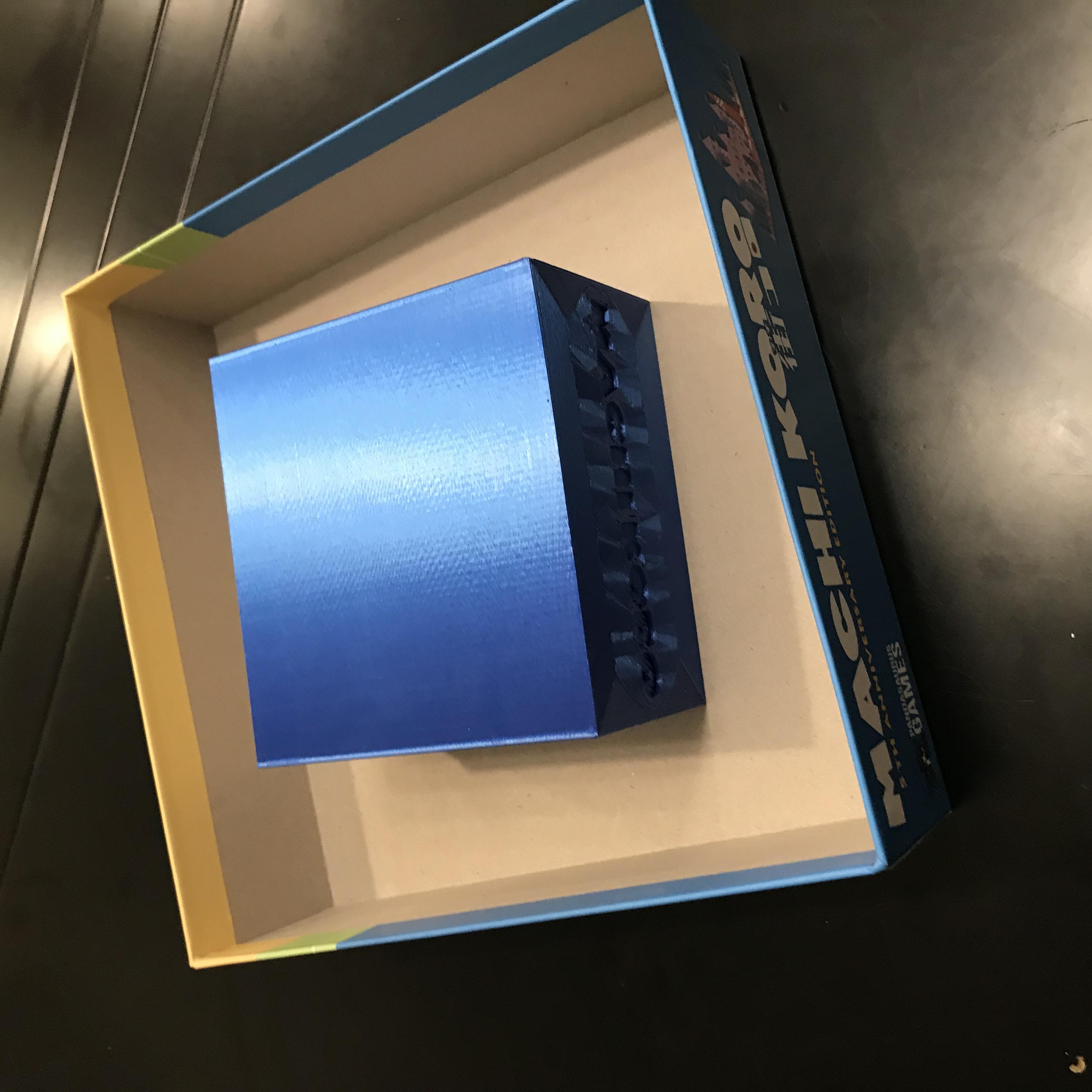 2019-09-21_10.18.40.jpg Download free STL file Machi Koro 5th Anniversary Edition Case • 3D printing template, Hardcore3D