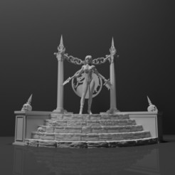 kitana1.jpg Download STL file Kitana Mortal Kombat Character for 3D Print • 3D printer model, Sim3D_