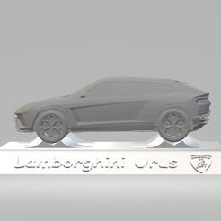 d.jpg Download STL file Lamborghini Urus 3D CAR MODEL HIGH QUALITY 3D PRINTING STL FILE • 3D print object, Sim3D_