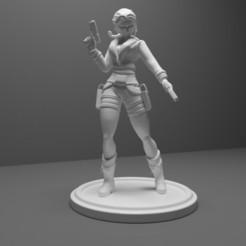 Télécharger fichier imprimante 3D Lara Croft Classic Character pour Tomb Raider 3D Print Model, 3Dplace