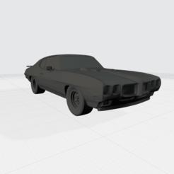 ccc.png Download STL file 3D Printing Model Of Pontiac GTO 1970 Car Stl File • 3D printable object, Sim3D_