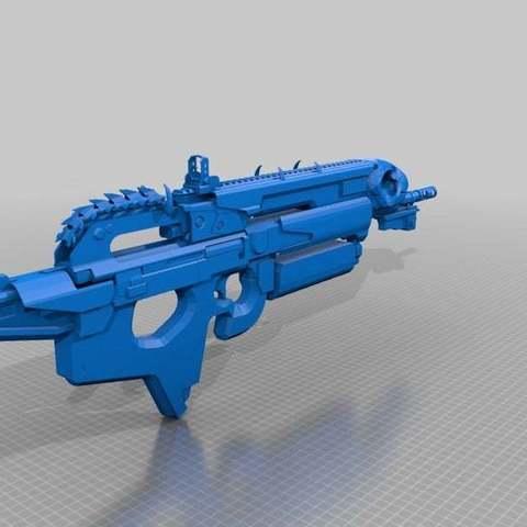 Download free 3D printer designs Bad Juju, ThatEvilOne