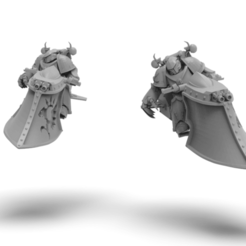 untitled.704.png Download free STL file Hover Hussars Champions - No Quarter! • 3D printable object, ThatEvilOne