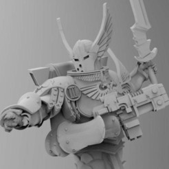 Download free 3D printing models Legion Master - The Phoenician, ThatEvilOne