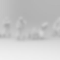 Télécharger fichier 3D gratuit Mortiers romains - Batterie de support légère, ThatEvilOne