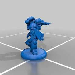 Download free 3D printing designs Knights of Reunification, ThatEvilOne