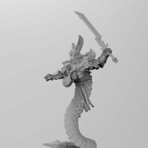 fe1cd9837f08e2c593c52b1088b47f50_display_large.jpg Download free STL file Legion Master - The Phoenician • 3D print template, ThatEvilOne